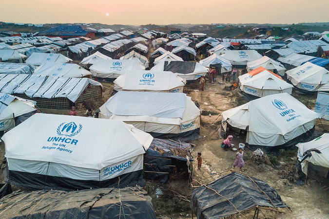 UNHCR Tents for Sale Kampala Uganda | Emergency Tents Manufacturers